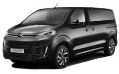 Citroen Spacetourer or similar